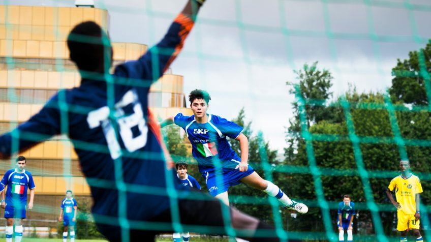 SKF Gothia Cup Meet The World , Mossen IF, Sanmarinese Italy - One World Football Academy