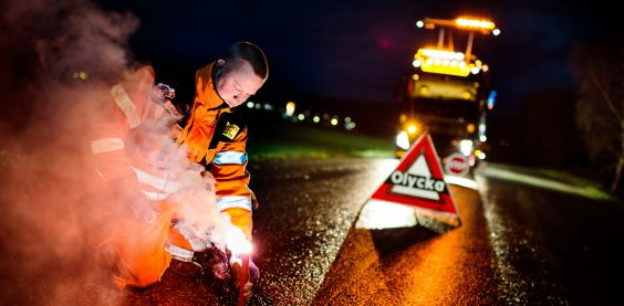 AssistancekåŒren Sundsvall Volvo